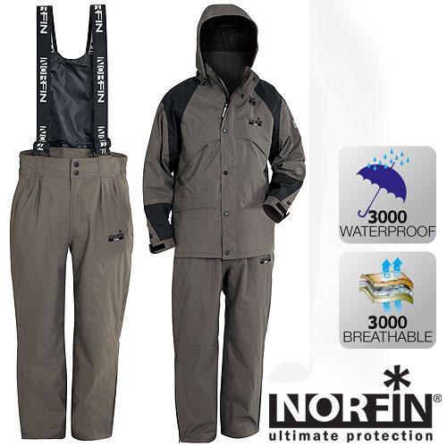 Костюм демисезонный Norfin GALE   S