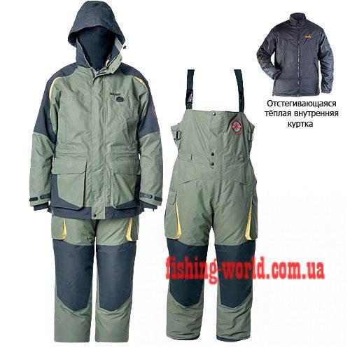 Фото Одежда для рыбаков и охотников, Зимние костюмы Norfin Зимний костюм Norfin Extreme -30
