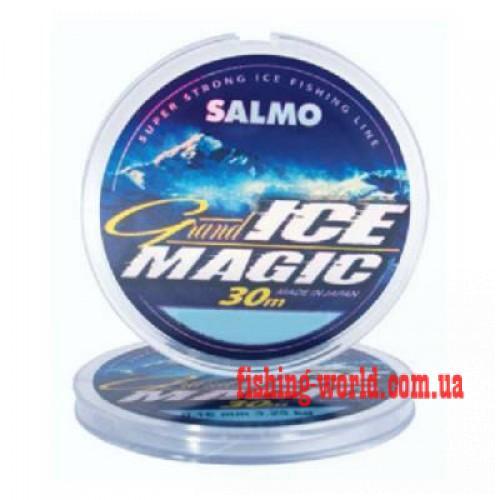Фото Рыболовные снасти, Леска, Шнуры Леска Salmo Grand Ice Magic 30 м