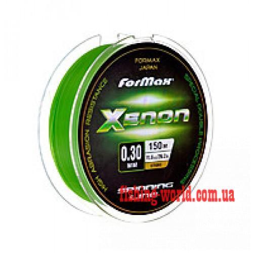 Фото Рыболовные снасти, Леска, Шнуры Леска FORMAX  XENON 150 м 0,3 мм