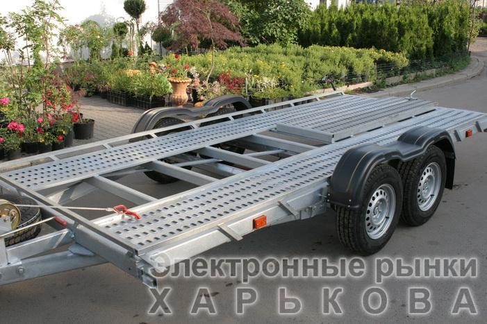 Перевозка автомобилей по г.Харькову - Грузоперевозки на рынке Барабашова