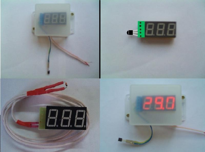 Термометры от -55°С до +250°С
