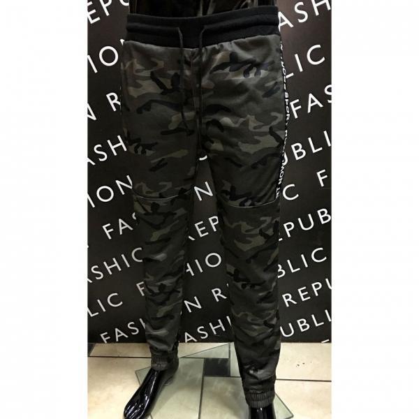 Cпортивные штаны мужские трикотажные G 062228