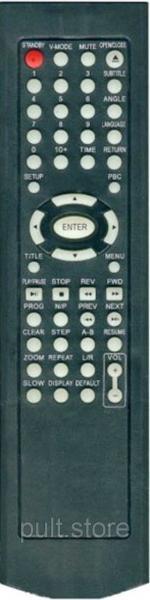 Пульт Supra JX-3010B