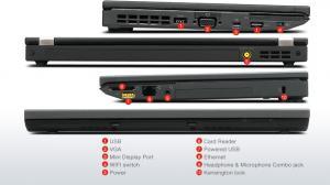 Фото Ноутбуки Прочный, тонкий и легкий: ThinkPad X230 задает новый стандарт для бизнес-ноутбуков с блестящим 12,5