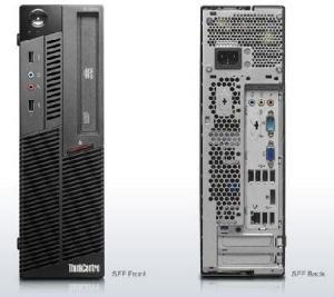 Фото Готовые решения Компьютер  Lenovo Think Centre M90p SSF