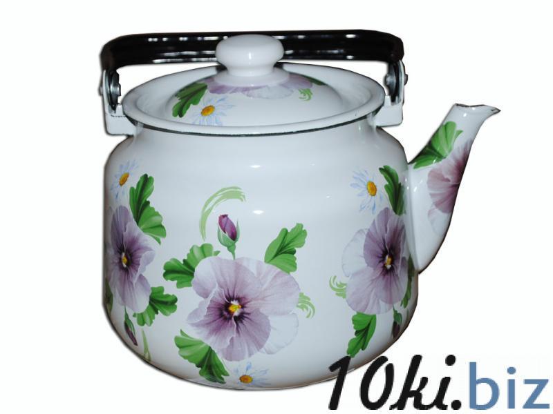 Чайник EPOS 3,5л Фиалка Ситец Чайники в Днепропетровске