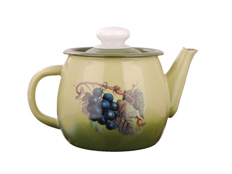 Чайник EPOS 1л Виноградная лоза