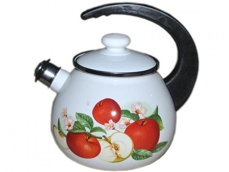 Чайник EPOS 2,5л со свистком Ароматный