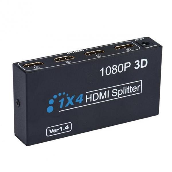 HDMI 1x4 видео сплиттер