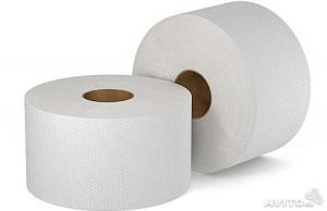 Бумага туалетная в мини рулоне GRITE Economy 180 м однослойная