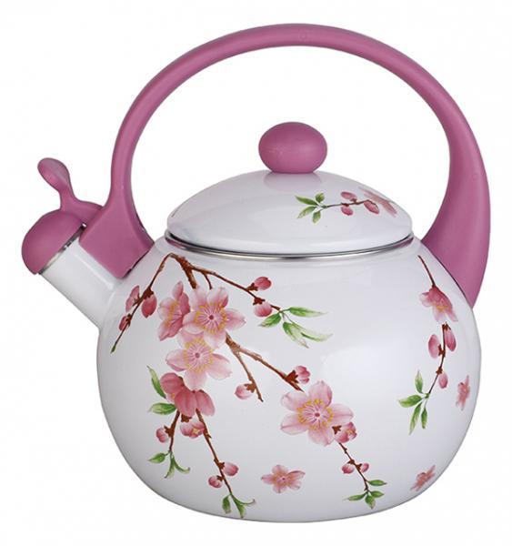 Чайник со свистком 2,5л Maestro 1320