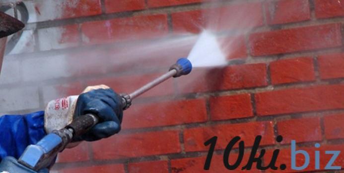 Мытье фасадов, окон, витражей Услуги по строительству в России
