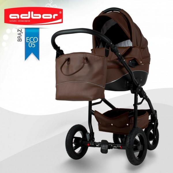 Детская коляска Adbor Zippy Nemo Exlusive Eco 3 в 1