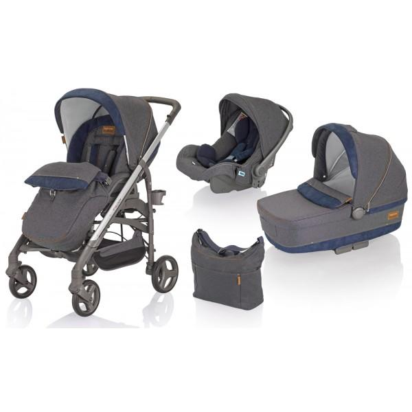 Детская коляска Inglesina Trilogy System 3 в 1