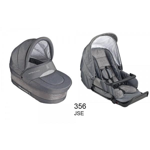 Коляска Jedo Bartatina Alu Plus JSE 2 в 1