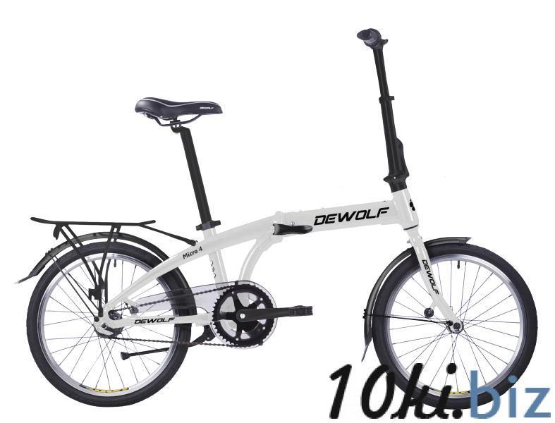 Dewolf Micro 4 Детские велосипеды, беговелы в Москве