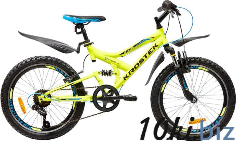 KROSTEK JETT 200 Велосипеды в России