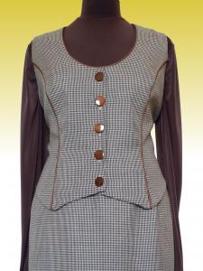 Фото Женская одежда Костюм тройка