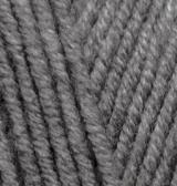 LANAGOLD PLUS 182 средне- серый меланж