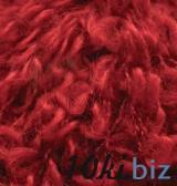 Astrakhan 107 красный купить в Симферополе - 82 Шерсть, 12 Мохер, 6 Нейлон
