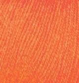 Baby Wool 654 оранжевый неон