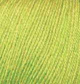 Baby Wool 612 фисташка