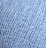 Baby Wool 40 голубой