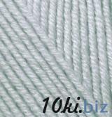 Cashmira 52 светло-серый купить в Симферополе - 100 Шерсть
