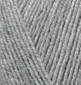 Cashmira Fine 21 серый меланж