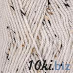 Tweed 220 купить в Симферополе - 30 Шерсть, 60 Акрил, 10 Вискоза