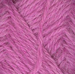 Альпака 100% 4908 роз-сиреневый