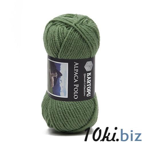 Alpaca Polo  k430 купить в Симферополе - 60 Акрил, 20 Альпака, 20 Шерсть