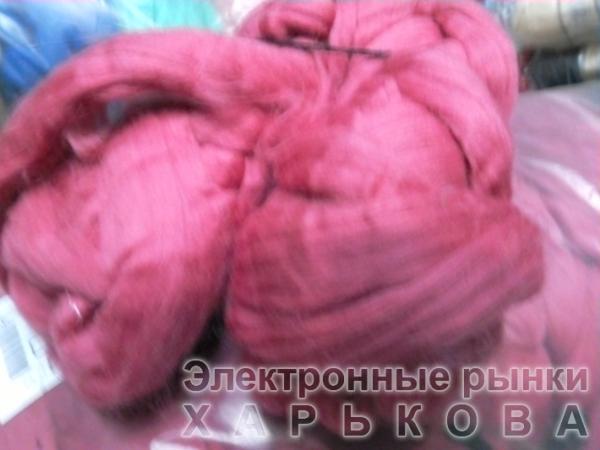 для вязания руками  сухая роза - Толстая пряжа для вязки руками на рынке Барабашова