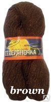 Черниговшерсть-Северяночка коричневый