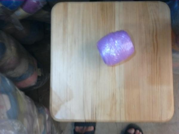 Пряжа для мочалок сиреневорозовый