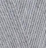 LANAGOLD 800 21 серый меланж
