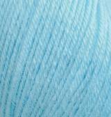 Baby Wool 128 бирюзовый