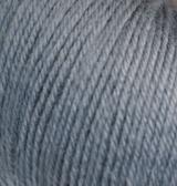 Baby Wool 343 темно-серый
