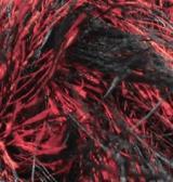 Decofur 1381 черный-красный