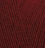 Merino stretch 578 красный меланж