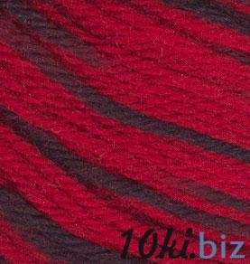 Канада Китай  0125 красный принт купить в Симферополе - 70 Мохер, 30 Акрил