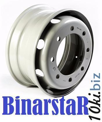 4370-3101012 диск колеса 6,75*17,5 (501-3101015 505-3101012, 805GА) купить в Беларуси - Колесные диски