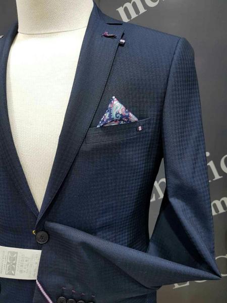 Фото Костюмы, Молодежные костюмы Турция Классический костюм для деловых мужчин