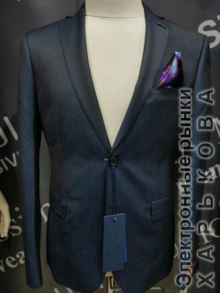 Классический мужской пиджак молодежный - Пиджаки мужские на рынке Барабашова