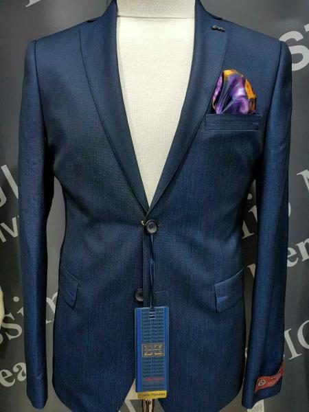 Классический мужской пиджак