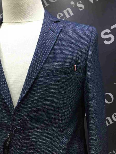 Фото Костюмы, Молодежные костюмы Турция Костюс темно-синий, для делового мужчины. Сезон весна-осень