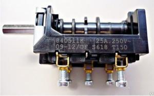 Фото Запчасти для торг-оборудования, Запчасти для промышленных плит Переключатель 7LA 840511К