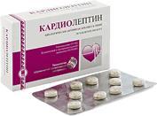 Кардиолептин, таблетки