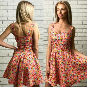 Фото  Платье новые расцветки